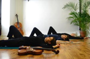 PLAYING WITH EASE: UNLOCK YOUR POTENTIAL – A Feldenkrais Workshop for Musicians