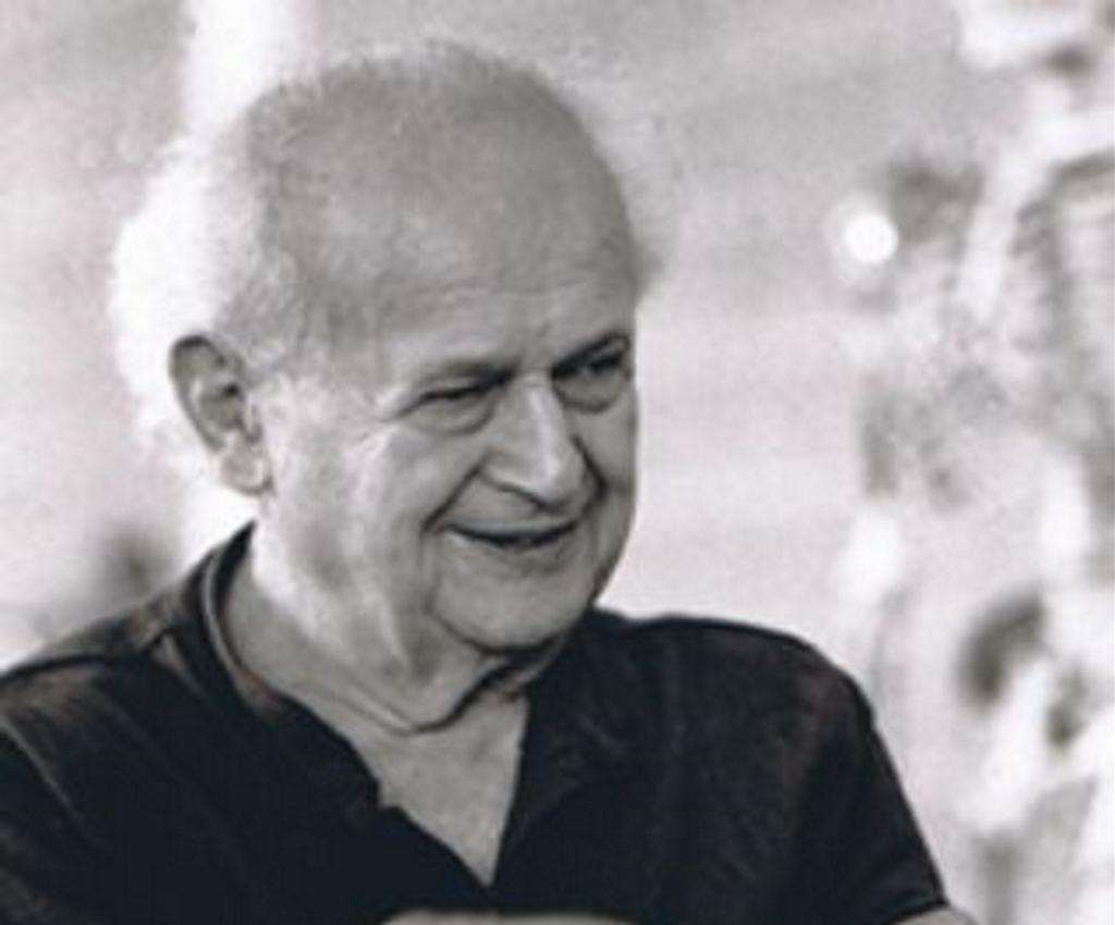 Moshe Feldenkrais 3